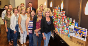 Employees at Community Nonprofit