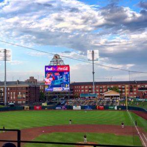 Memphis Redbirds Game