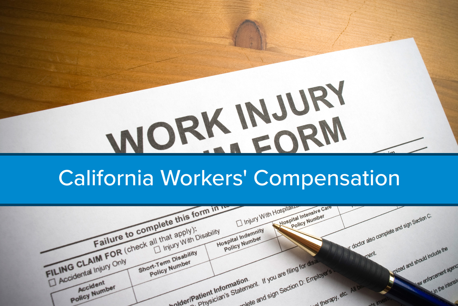 research paper and worker compensation Whitepaper / workers' compensation insurance rating bureau, california workers' compensation risk assessment of california earthquake view this.